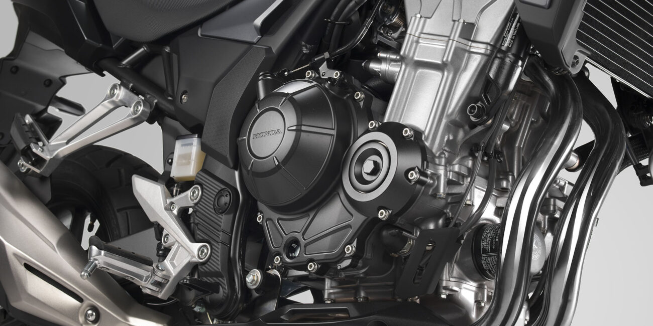 19YM_CB500X_MatGunpowderBlackMetallic_NH436_Engine